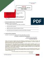 MÓDULO   LA JUSTICIA EN LA VIDA Y OBRA DE CÉSAR VALLEJO (3)