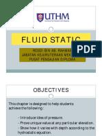 2 Fluid Static
