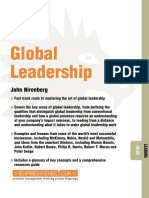 H19- Global Leadership- 150 pages