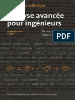 Analyse avancee pour ingenieurs - Bernard Dacorogna%2c Chiara Tanteri (1).pdf