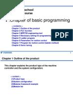 MP3300 Basic English