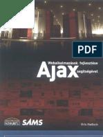 Webalkalmazasok Fejlesztese Ajax Segitsegevel