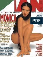 MÓNICA NARANJO - MAN Nº156 (01.10.2000)