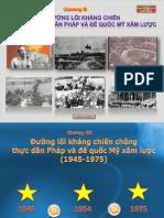 Bài giảng điện tử - Bài trình chiếu - Đường lối cách mạng của Đảng Cộng sản Việt Nam Chuong3