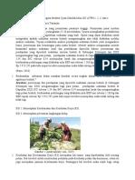 Soal DDBT terstruktur Penugasa Struktur Ujian Sekolah kelas XII ATPH 1