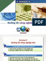 Bài giảng điện tử - Bài trình chiếu - Đường lối cách mạng của Đảng Cộng sản Việt Nam Chuong4