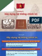 Bài giảng điện tử - Bài trình chiếu - Đường lối cách mạng của Đảng Cộng sản Việt Nam Chuong6