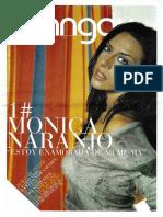 MÓNICA NARANJO - SHANGAY EXPRESS Nº177 (10.12.2001)