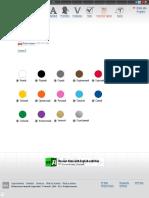 Colors — LearnRussian Grammar tables