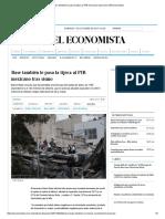 Base también le pasa la tijera al PIB mexicano tras sismo _ El Economista