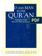 Toshihiko Izutsu - God and Man in the Qur'an. Semantics of the Qur'Anic Weltanschauung -Islamic Book Trust (2008) (1)