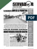 Periodico El Observador Edicion 14