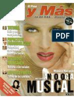 MÓNICA NARANJO - TV Y MÁS EL PASO Nº25 (19.06.2005)