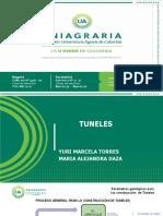 Túneles - Estudio