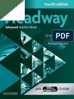 - New Headway Advanced. Teacher's Book.pdf