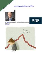read company financials