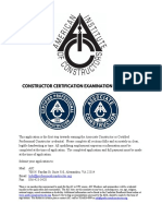 AIC-Certification-Examination