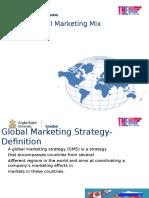 international marketing a