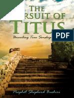 Prophet Shepherd Bushiri__ The Pursuit Of Titus.pdf