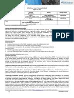 Milestone Gears Private Limited-03-09-2020