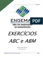 ENGEMAN 32 - ABC e ABM - Exercícios