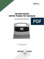 450TOC Operation Manual EN