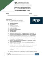 DISTANCIA Acueductos y Alcantarillados  1-2020