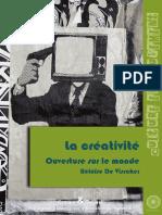 Qu'est-ce que la créativité ?