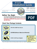 20100215 Dlink Print Server