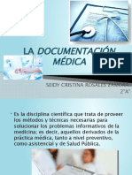 LA documentacion medica.pptx