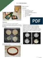 V.imprimible de Salsa 4 Quesos