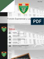 Algebra - Funcion Exponencial