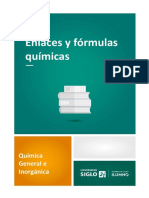 1 Enlaces y fórmulas químicas