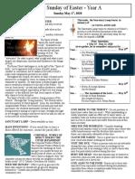 Bulletin - May 17, 2020