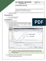 Fundamentos de Macros en Excel