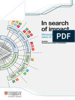 In Search of Impact Report 2019