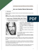 CAMINANDO  CON LA MADRE BERNARDA- 2014 - FINAL.docx