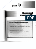 Elementos del ciclo contable