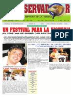 Periodico El Observador Edicion 16