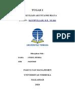 Tugas i Akuntansi Biaya
