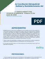 PRESENTACION SERVICIO MEDICO LIMITADA.pptx