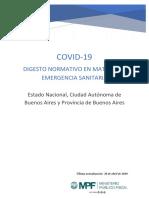 Compendio Normativo Covid-19 30-04