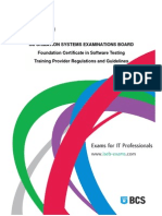 ISEB Candidate Guidelines
