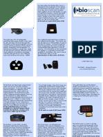 bioscan products brochure