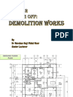 2 BL Note - Topic 1.1_T.OFF DEMOLITION WORKS