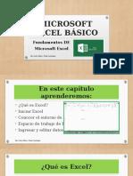 Fundamentos de Microsoft Excel