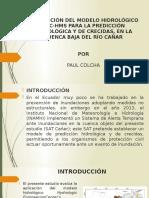 Paul Colcha cuencas hidrograficas