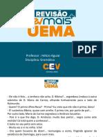 CEV UEMA-HELCIO