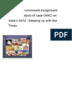 Business Environment Amul case.docx