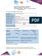 Activity Guide and Evaluation Rubrics - Step 4 – Using web tools to design tests.docx